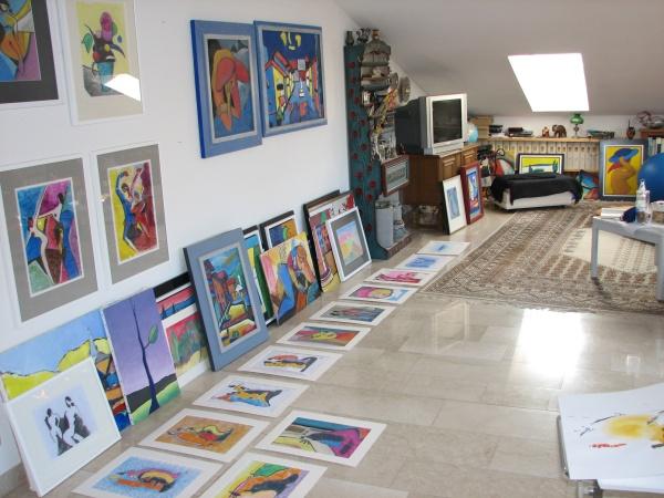 Atelier von Konrad Niemeier