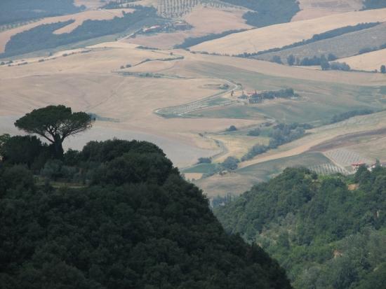 Toskana 2006, bei Volterra